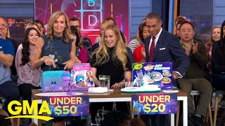 Good Housekeeping reveals hottest toys for the holidays l GMA