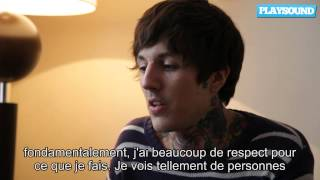 BRING ME THE HORIZON Interviewed in France - part 2