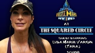 Vlogging With Mbg Wrestlemania 29 At The Squared Circle 4 7 2013