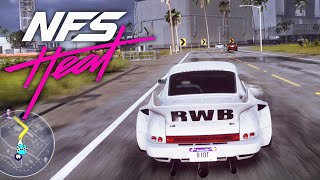 NEED FOR SPEED HEAT - Porsche 911 Carrera RWB