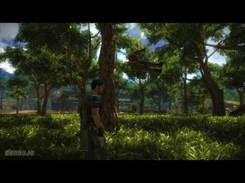 JUST CAUSE 2 Bloopers, Glitches & Silly Stuff 2