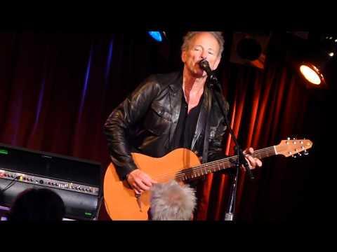 Lindsey Buckingham - Seeds We Sow @ BB King Blues Club in NYC 6/4/2012