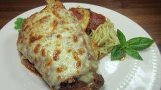 Italian Chicken Parmesan Start to Finish! ~ Parmigiana Recipe