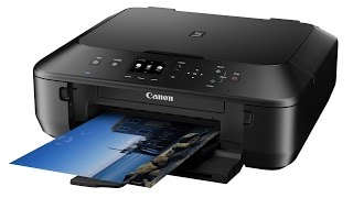 Canon Pixma MG5650 - Test