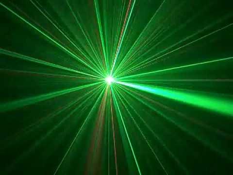 Laser Showcase #2: Chauvet Scorpion Storm RG