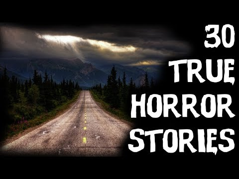 30 TERRIFYING TRUE Horror Stories From Reddit! (UlTIMATE COMPILATION)