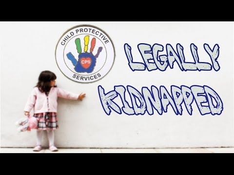 Whistleblower Fights For Our Youth: CPS Exposed As Kidnapping Agency