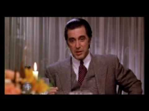 Scent Of A Woman - Akward Dinner video