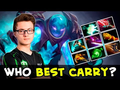 Miracle Arc Warden vs Naga Siren — who is best late game carry?