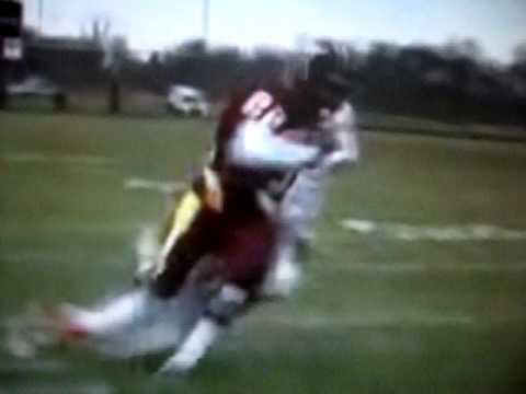 Richmond burton High school touchdown !!! Vs genoa kingston