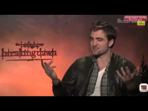 Robert Pattinson Hates Twilight