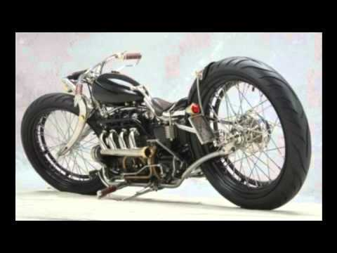 American chopper motos