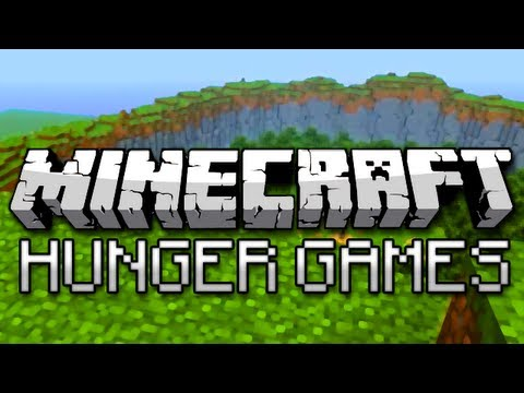 Minecraft: Hunger Games Survival w/ CaptainSparklez - A Quickie
