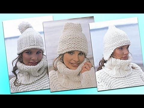 Вязаные аксессуары к прохладным дням Drops 86 ♥(crochet)♥