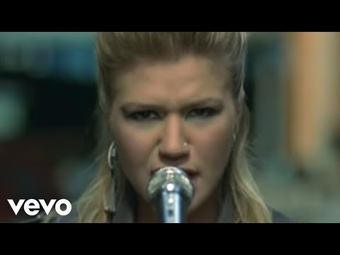 Kelly Clarkson - Walk Away video