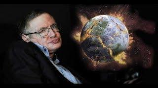 2018 霍金去世前「給地球人的最後警告!」