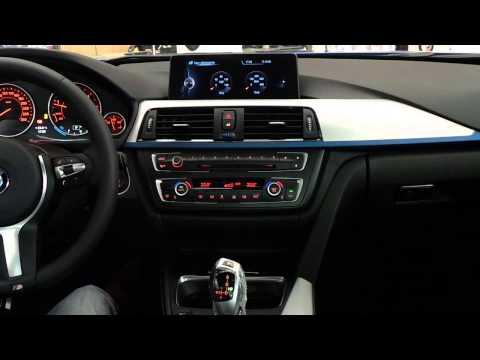 BMW F30 N.B.T 320 D NAVIGASYON DVD BLUETOOTH AUDIO  CARAUDIOSOUL