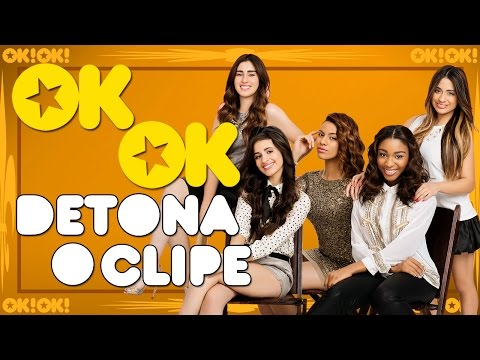 Fifth Harmony é O Chefe | Ok!ok! Detona  Clipe video