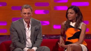 Graham Norton Show S18E05 Bond