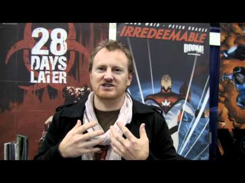 WonderCon '11 Interview