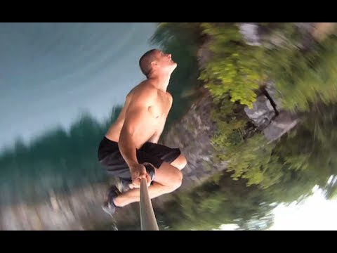 Gainers & 3D Thinking - Cliff Jumps - Smarter Every Day 29