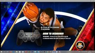NBA JAM - PARSEC NETPLAY - SPURS-LAKERS