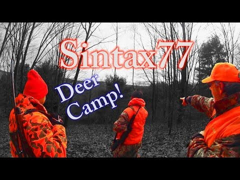'Go Time Camp' 2014 PA Deer Hunting Trip