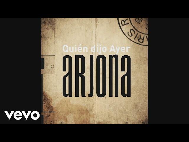 Ricardo Arjona, (Con La Participación De Eros Ramazzotti) - A Ti