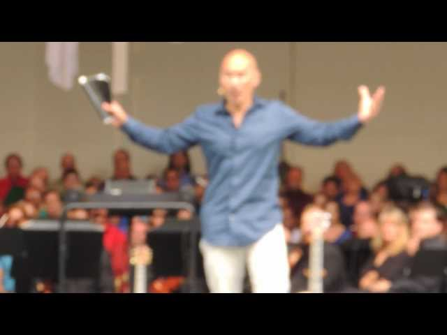 Francis Chan-Easter Message Hollywood Bowl Part 1