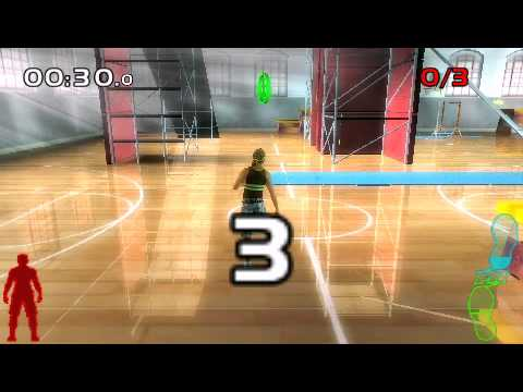 PsP Free Running Gameplay