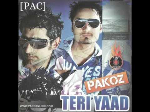 Pakoz - Teri Yaad (Remix)