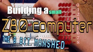 Building a small Z80 computer #1 - How old computers and consoles work