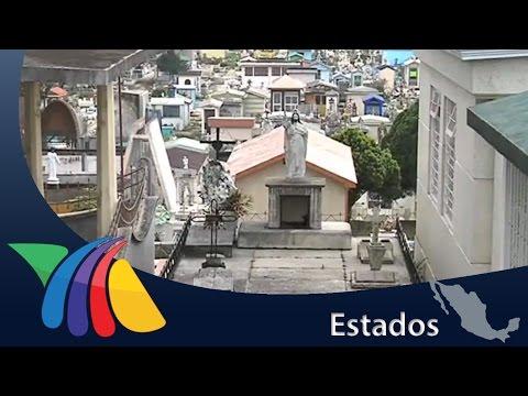 Vandalismo en cementerios de Veracruz   Noticias de Veracruz