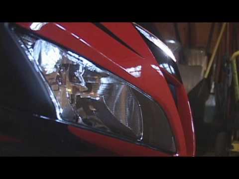 Honda CBR 600 RR Commercial 2008 -