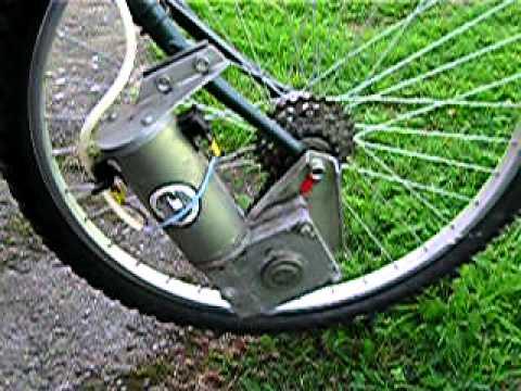 Tga Electric Hybrid Mountain Bike Conversion Pt 2 Youtube