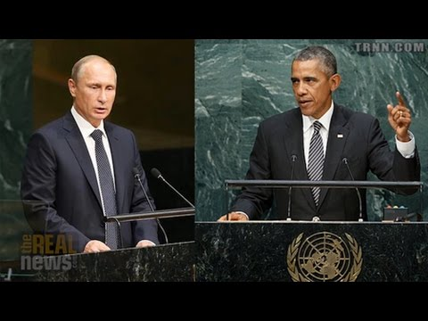 Obama vs. Putin at the U.N.