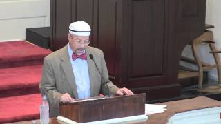 Wabash College Chapel Talk - Brent Harris (September 5, 2013)