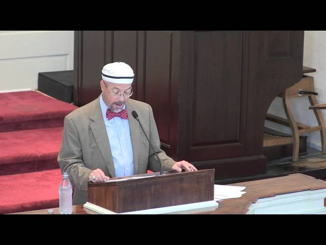 Wabash College Chapel Talk - Brent Harris (September 5, 2013)