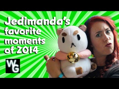 Jedimanda's favorite moments of 2014