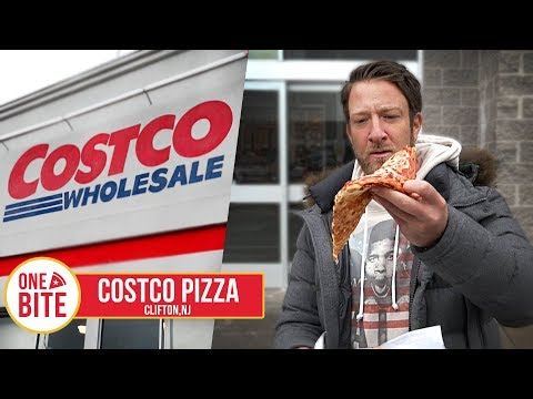 Barstool Pizza Review - Costco Pizza