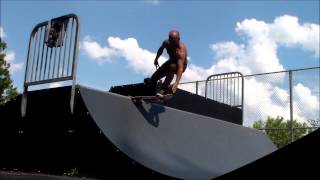 Texas plant to Tony Hawk sweeper//new trick...