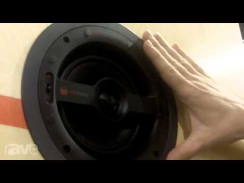 CEDIA 2013: The Davinci Group Debuts the 601-STT Dual Voice Coil In-Wall Speaker