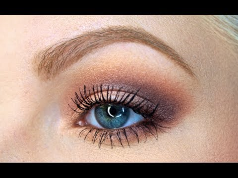 Rustic Glam Tutorial ♡ Sigma Warm Neutrals Palette