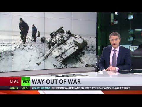 E. Ukraine reeling from horrors of war after Kiev troops' pullout