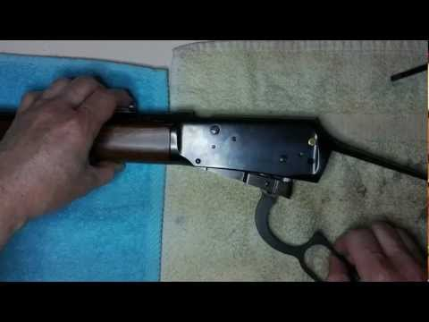 Winchester 94AE Receiver Disassembly