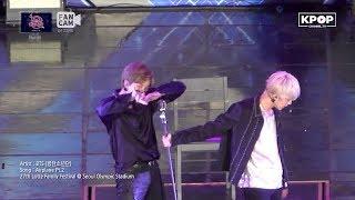 BTS (방탄소년단) - AIRPLANE PT.2 @ LOTTE Family Concert D1 180622