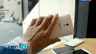 Вести.net: Китай выпустил смартфон с суперкамерой, а Корея - умные часы с симкой