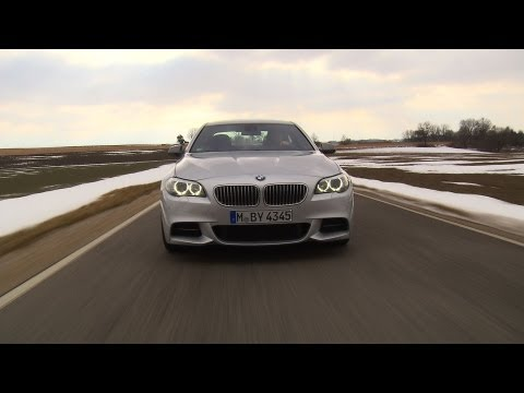 Test: BMW 550d NEU