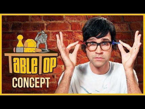 Concept: Rhett McLaughlin, Link Neal, and Joseph Scrimshaw Join Wil on TableTop