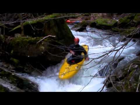 esplorazione torrente Rovigo VIDEO